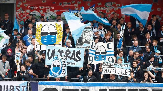 Beim Chemnitzer FC ging es die letzten Monate turbulent zu