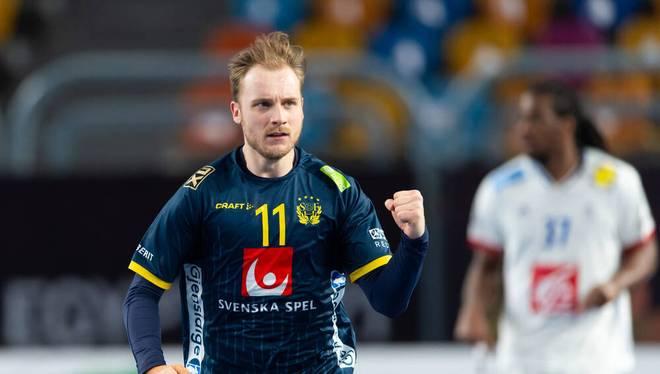 Daniel Pettersson spielt für Schweden eine herausragende WM