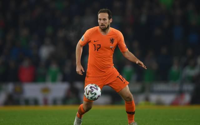 Daley Blind spielt seit 2013 für die Nationalmannschaft der Niederlande