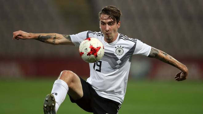 Adrian Fein ist vom FC Bayern an den HSV ausgeliehen