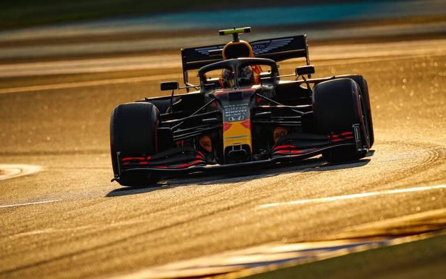 Red Bull fährt noch mit Motoren von Honda