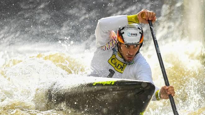 Bei der Weltmeisterschaft der Slalom-Kanuten scheitert Sideris Tasiadis bereits in der Qualifikation