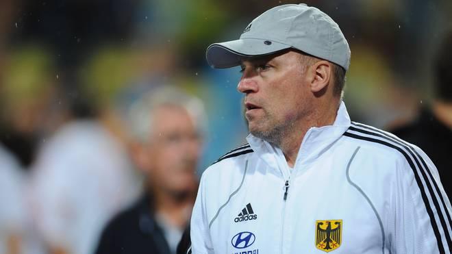 Markus Weise springt als Herren-Bundestrainer ein