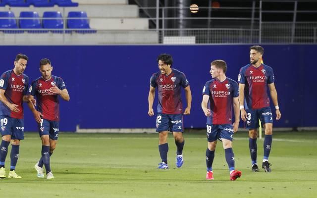 SD Huesca ist wieder erstklassig