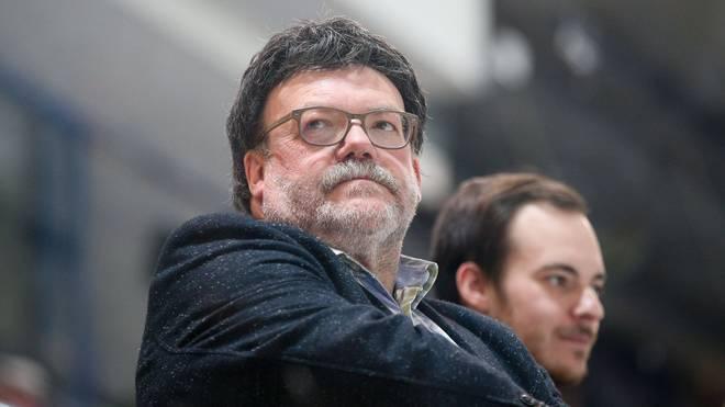 Lothar Sigl ist der geschäftsführende Gesellschafter der Augsburger Panther