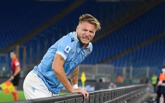 Ciro immobile probierte sich von Sommer 2014 bis Januar 2016 beim BVB in der Bundesliga