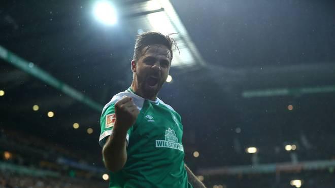 Martin Harnik könnte in Zukunft für den HSV jubeln