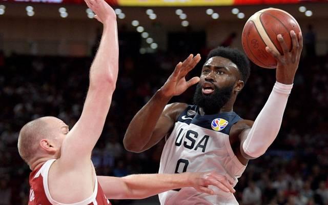 Die USA beenden die Basketball-WM durch den Sieg gegen Polen auf dem siebten Platz