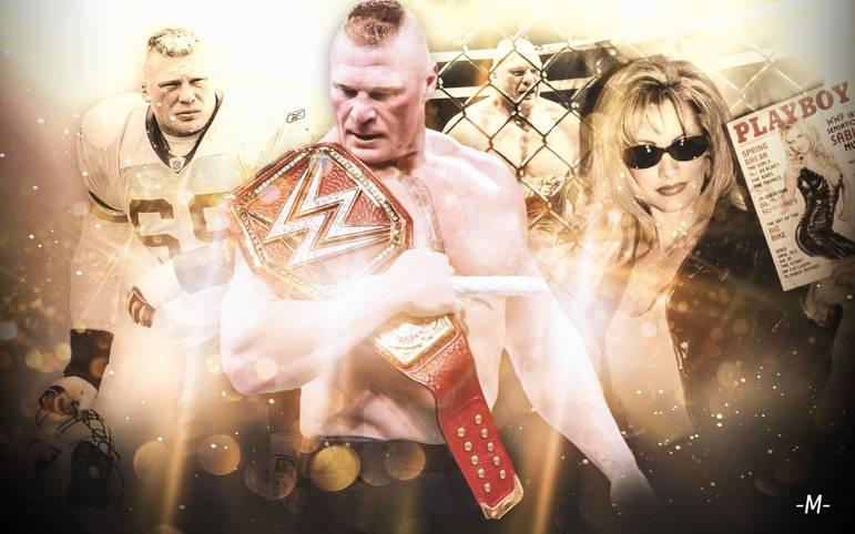 Er ist ein Wrestling-Superstar - aber seine äußerst turbulente Sportkarriere führte ihn auch in die NFL und zur UFC. SPORT1 blickt auf die Karriere von Brock Lesnar - und gibt Einblicke in sein gut gehütetes Privatleben