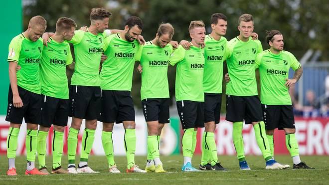 Der SV Rödinghausen will nicht in der 3. Liga spielen