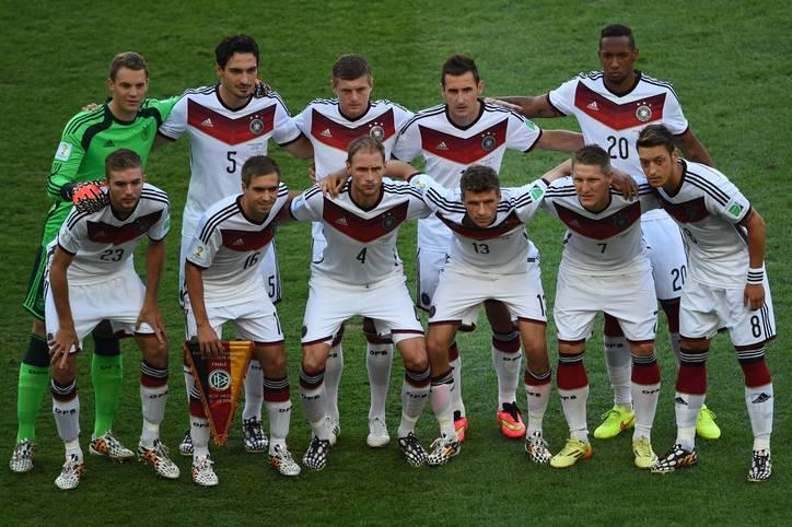 Am 13.07.2014 schrieb dieses Team Geschichte. In Rio de Janeiro wird Deutschland zum vierten Mal Weltmeister! Viele Spieler von damals haben inzwischen neue Karrieren begonnen