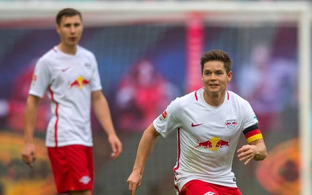 Dominik Kaiser war Kapitän von RB Leipzig