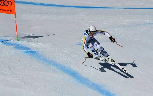 Simon Jocher wurde Zweiter im Training