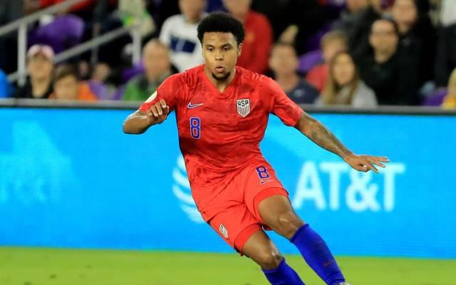 Weston McKennie ist US-Fußballer des Jahres 2020