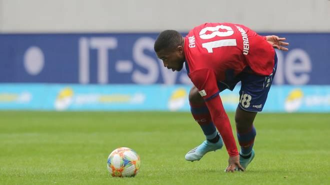 Franck Evina und der KFC Uerdingen straucheln weiterhin in Liga drei
