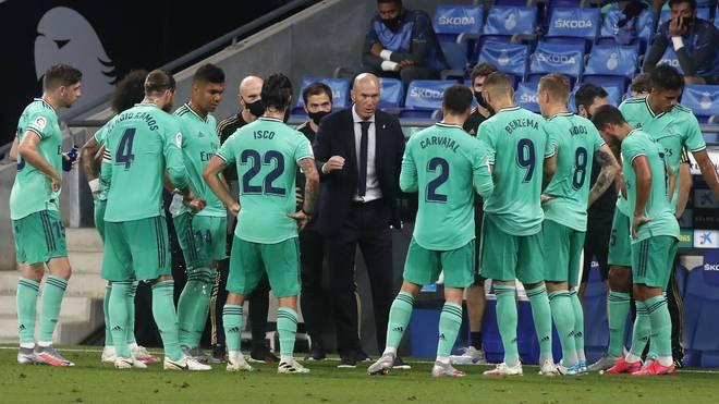 Real Madrid könnte im Titelkampf einen Big-Point landen