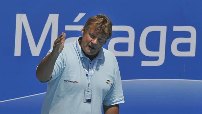 Wasserball-Bundestrainer Hagen Stamm plädiert für einen öffentlich-rechtlichen Sportsender