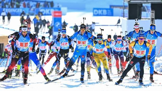 Im deutschen Biathlon gibt es Nachwuchssorgen