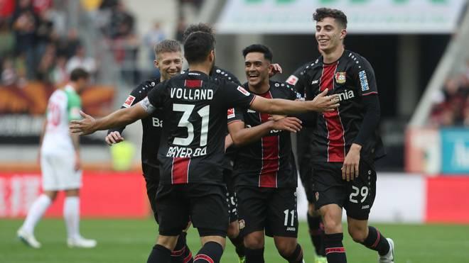 Bayer 04 Leverkusen reist mit Selbstvertrauen aus der Bundesliga zu Juventus Turin in der Champions League
