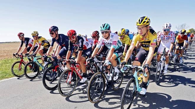Bei der Tour de France steht die längste Etappe an