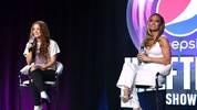 Shakira und Jennifer Lopez haben sich bereits den Fragen der Journalisten gestellt