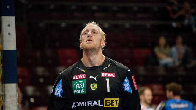 Mikael Appelgren steht den Löwen länger nicht zur Verfügung