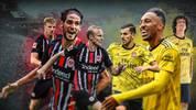 Eintracht Frankfurt gegen den FC Arsenal im Check