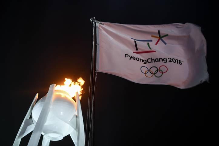 Seit dem 9. Februar brennt das Olympische Feuer im südkoreanischen Pyeongchang. Mit der Abschlussfeier erlischt die Flamme. SPORT1 zeigt die Bilder vom größten Wintersport-Event des Jahres