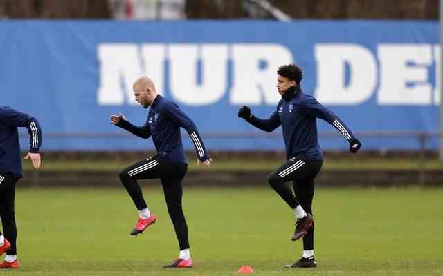 Der Hamburger SV startet mit einem Heimspiel ins neue Jahr