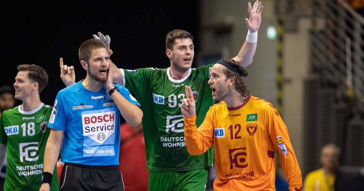Handball, Bundesliga: 10. Spieltag mit Füchse Berlin, Magdeburg