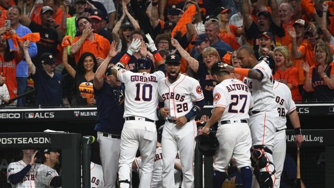 Die Houston Astros haben die World Series erreicht