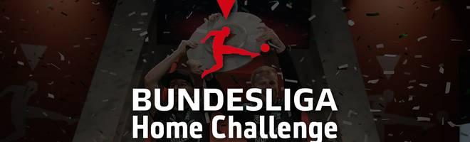 Bundesliga Home Challenge: Sa. ab 15.30 Uhr im Stream