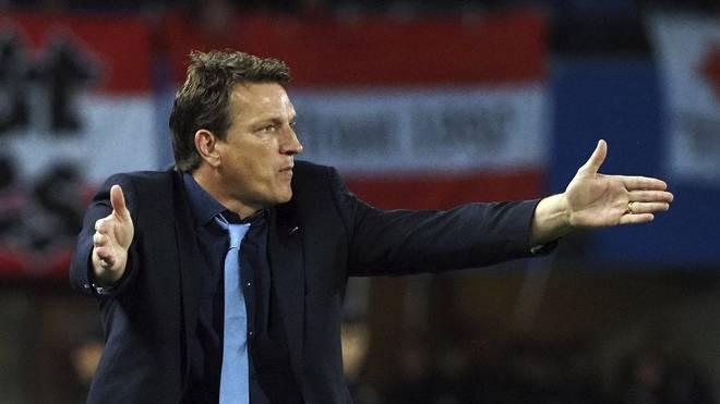 Seit 2018 ist Andreas Herzog Coach der Israelis