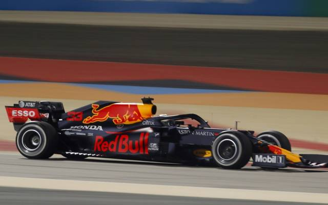Verstappen war der Schnellste im 3. Freien Training der Formel 1