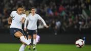 Pugh, Cascarino, Schüller: Die jungen Wilden der Frauen-WM