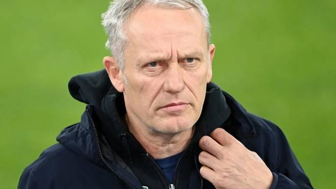 Christian Streich findet lobende Worte für RB Leipzig