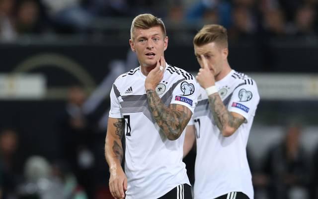 Nationalmannschaft steht gegen Nordirland unter Druck - Kroos / Reus