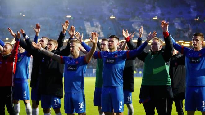 Der 1. FC Heidenheim ist die Mannschaft der Stunde in der 2. Liga, überwintert auf Platz vier