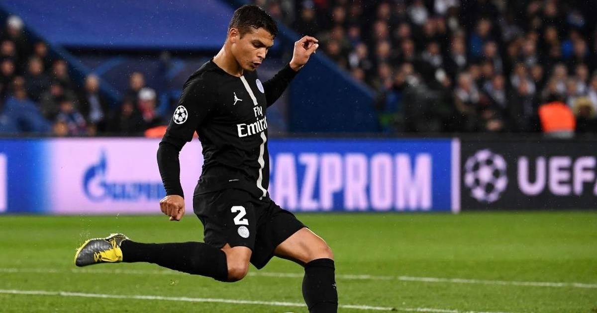 Champions League: PSG muss gegen Dortmund auf Thiago Silva verzichten