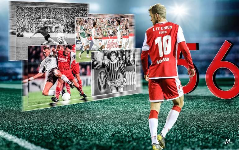 Union Berlin hat es geschafft! Nach einem wahren Relegations-Krimi setzten sich die Eisernen gegen den VfB Stuttgart durch und machten erstmals den Sprung ins Fußball-Oberhaus klar. Mit dem Heimspiel gegen RB Leipzig wird Union der 56. Klub in der Geschichte der Bundesliga. SPORT1 zeigt alle Teams, geordnet nach den Jahren ihrer Erstliga-Zugehörigkeit
