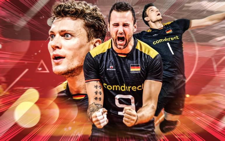 Wird es doch noch was mit dem Traum von Olympia 2020 für die deutschen Volleyballer? Beim Quali-Turnier (5.-10. Januar LIVE im TV auf SPORT1) geht es für das DVV-Team um das letzte Ticket. SPORT1 stellt das Personal vor, mit dem dies gelingen soll