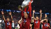 Virgil van Dijk gewann 2019 mit Liverpool die Champions League