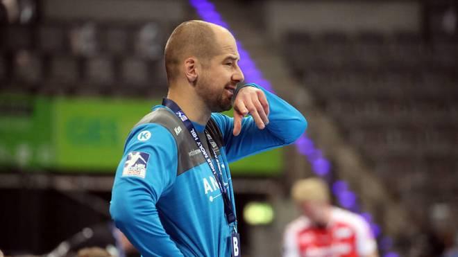 Trainer Jürgen Schweikardt vom TVB Stuttgart hat Corona