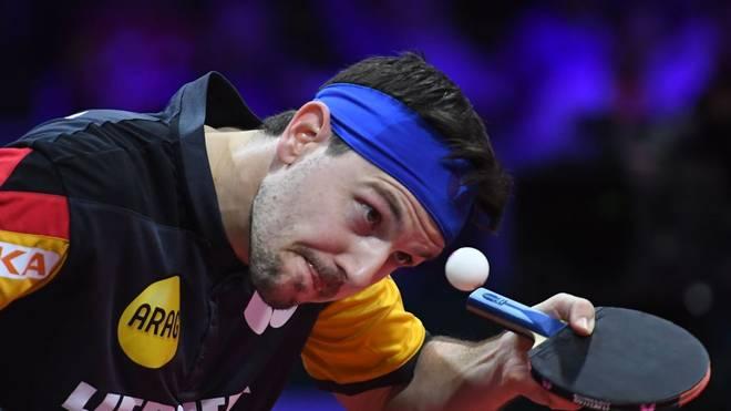 Timo Boll feierte ein erfolgreiches Comeback aus der Corona-Pause