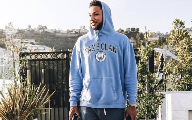 NBA-Star Ben Simmons ist das neuste Mitglied des FaZe-Clans