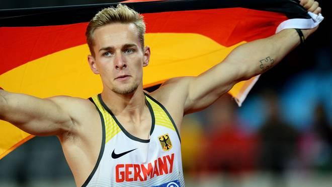 Johannes Floors holte in Dubai seine insgesamt sechste Goldmedaille bei einer Para-Weltmeisterschaft