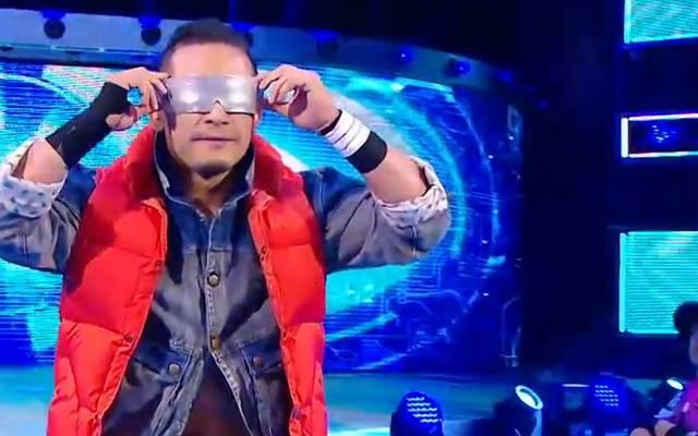 KUSHIDA debütierte nach WWE SmackDown bei 205 Live