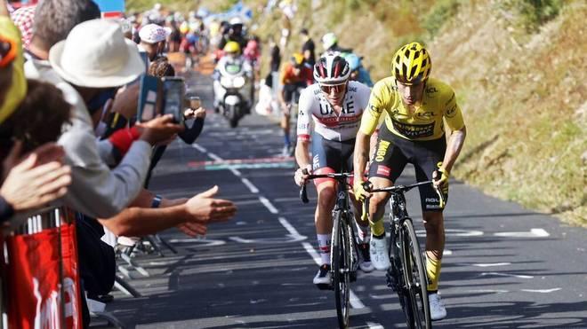 Bisher waren die Rennen bei der Tour de France gut besucht
