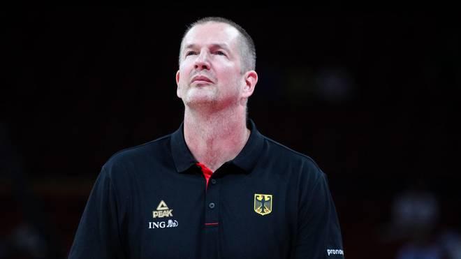 Henrik Rödl ist seit 2017 Bundestrainer des DBB-Teams