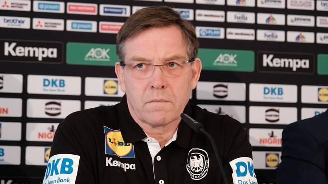 Alfred Gislason sorgt sich um die Zukunft des deutschen Handballs